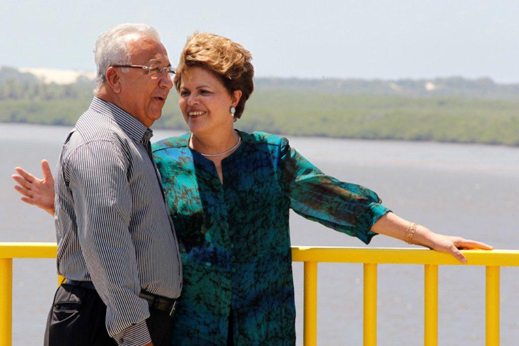 """""""Dilma governa com o coração e seus atos são de puro amor ao povo"""""""