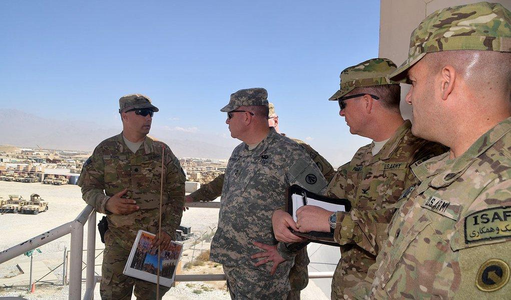 Retirada de tropas do Afeganistão custará US$ 6 bi