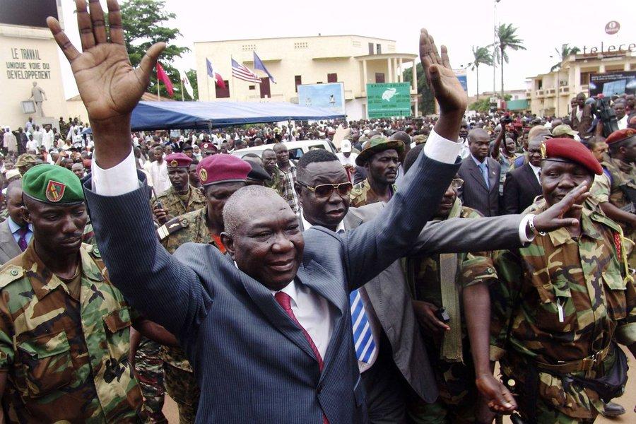 República Centro-Africana nomeia governo interino