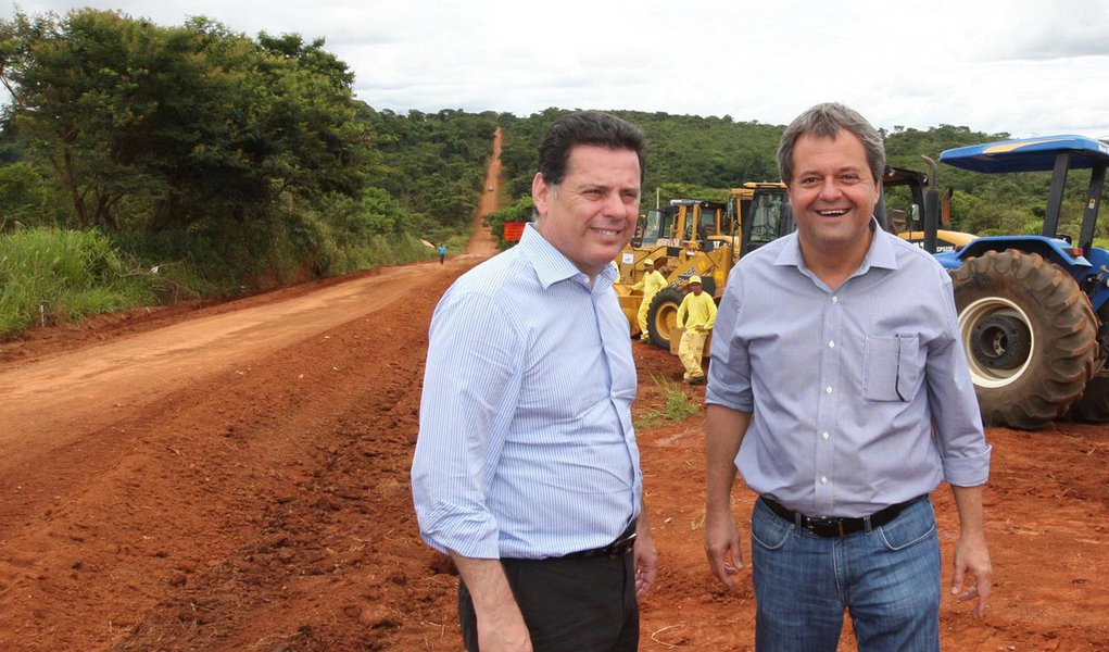 """Se depender de estradas, Marconi será reeleito"""
