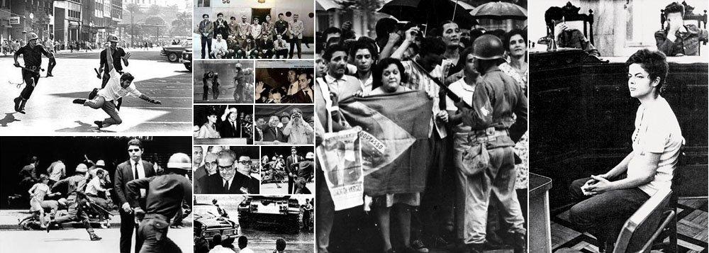 O Brasil ainda vive uma ditadura: a da mentira