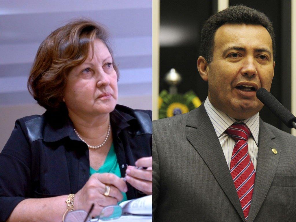 Maria e Heleno foram parlamentares mais faltosos de Sergipe em 2012