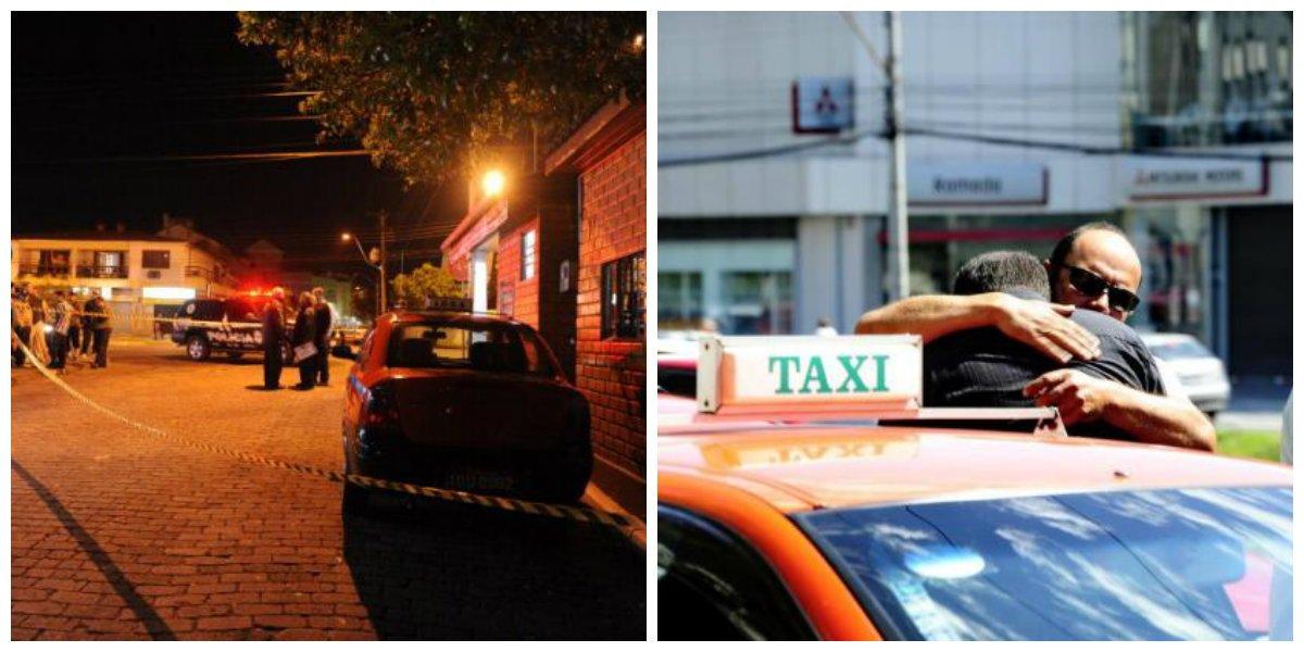 Taxistas pedem mais segurança ao governador