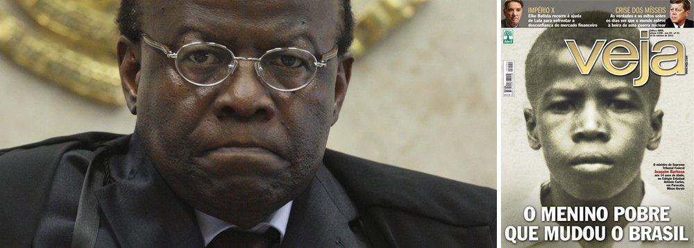 Barbosa defende Judiciário sob influência da mídia