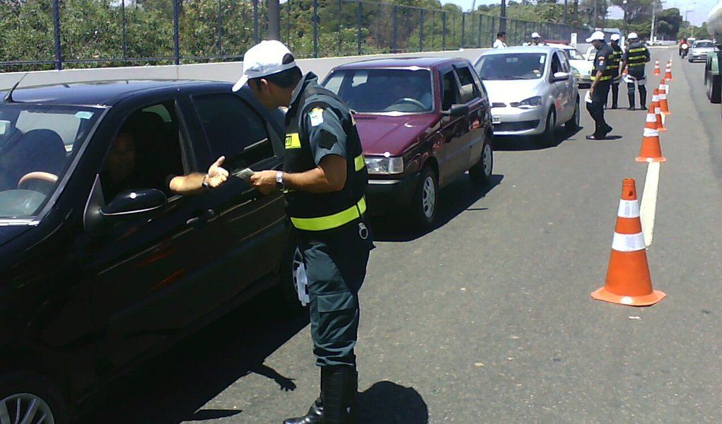 Operação Semana Santa é deflagrada em Sergipe