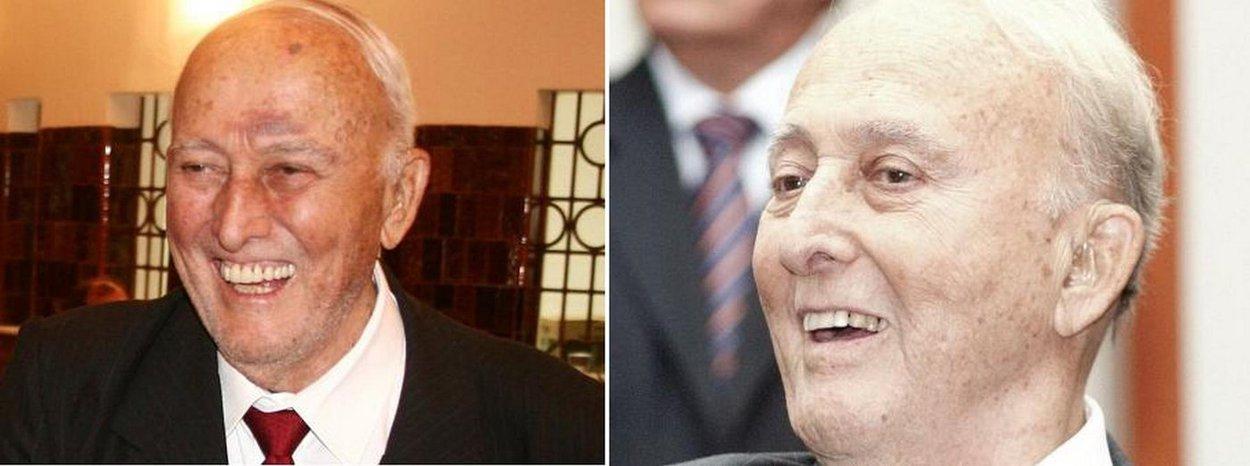 Ex-governador Mauro Borges morre aos 93 anos