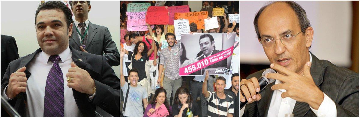 PPS defende renúncia coletiva contra Feliciano