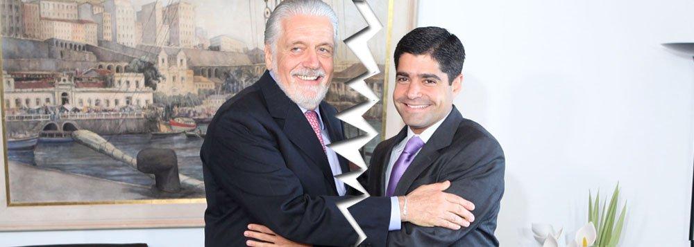 ACM Neto nega tensão política com governador
