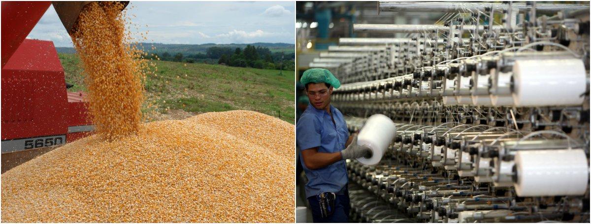 BC: Agropecuária e indústria vão contribuir para expansão