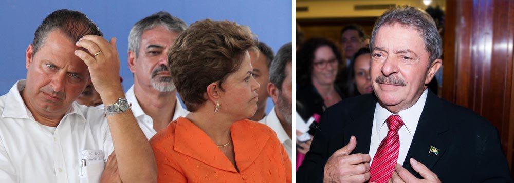 Após tensão com Dilma, o 'conforto' de Lula