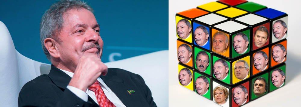 """Lula: """"Nunca tivemos uma chance tão grande de ganhar em SP"""""""