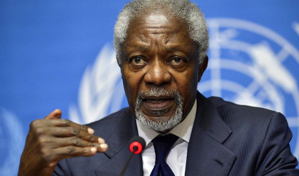 """ONU: Está """"tarde demais"""" para intervenção militar na Síria"""