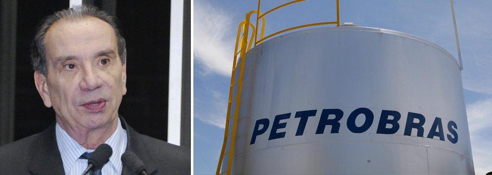Aloysio pede investigação sobre Petrobras