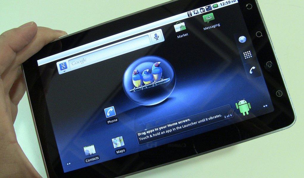 Em 2012, venda de tablets no Brasil cresceu 171%