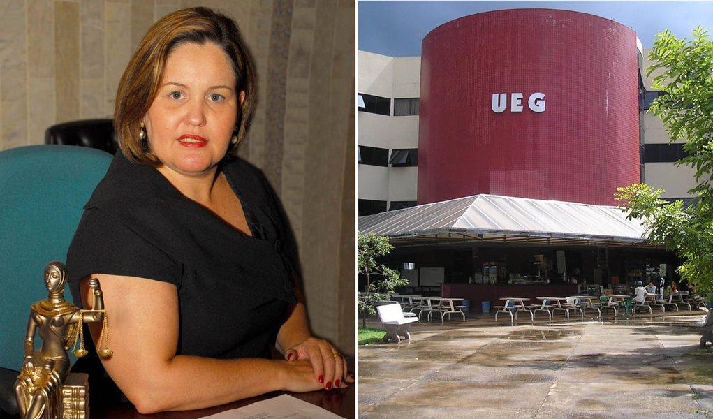 Juíza mantém UEG na realização de concursos