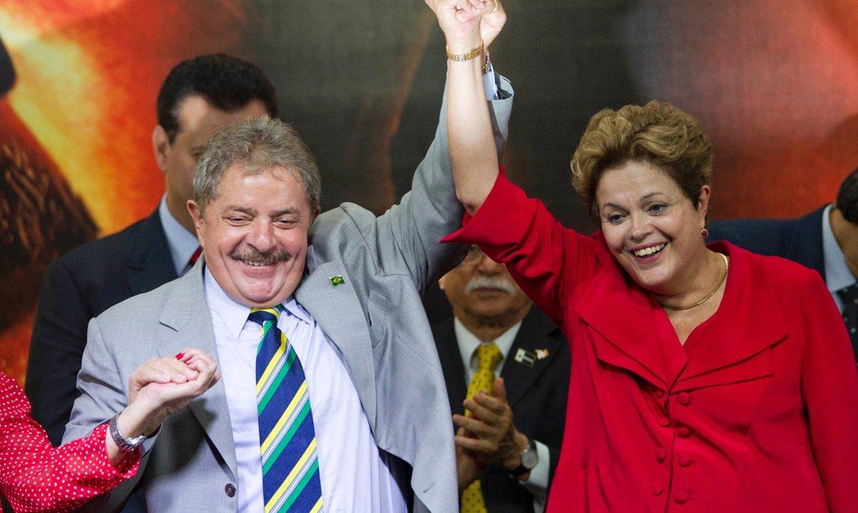 Só Lula supera Dilma na simpatia dos nordestinos
