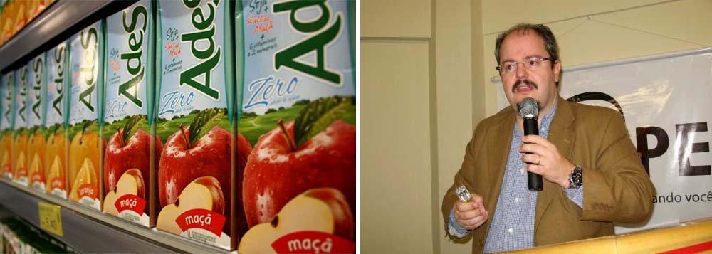 Vice-presidente da Unilever explicará caso Ades na Câmara