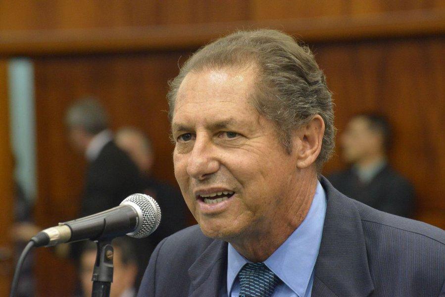 Deputado José de Lima passa bem após sofrer infarto
