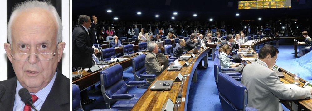PEC 18 é aprovada e Jarbas tem pressa na votação