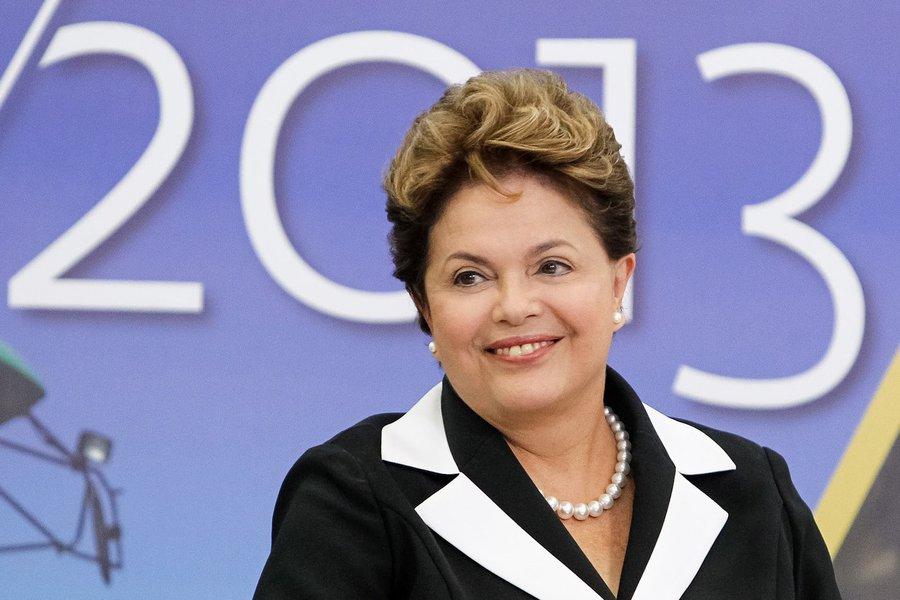Queda da inflação devolve popularidade a Dilma