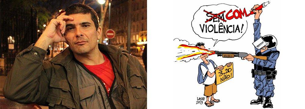 Colunista do 247, Latuff reage a ameaças de morte