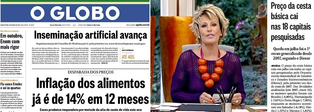E agora, Ana Maria?