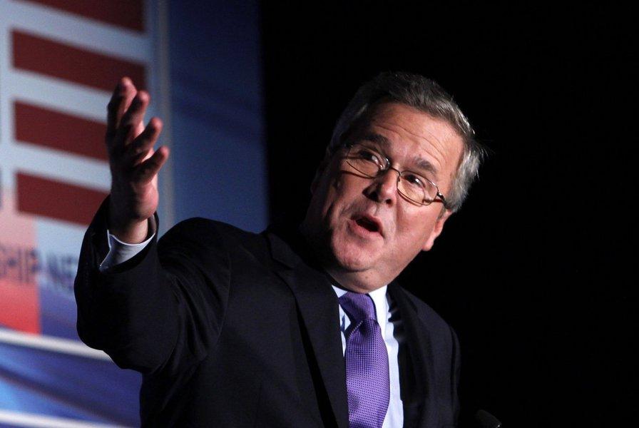 Será que o mundo suporta mais um Bush?