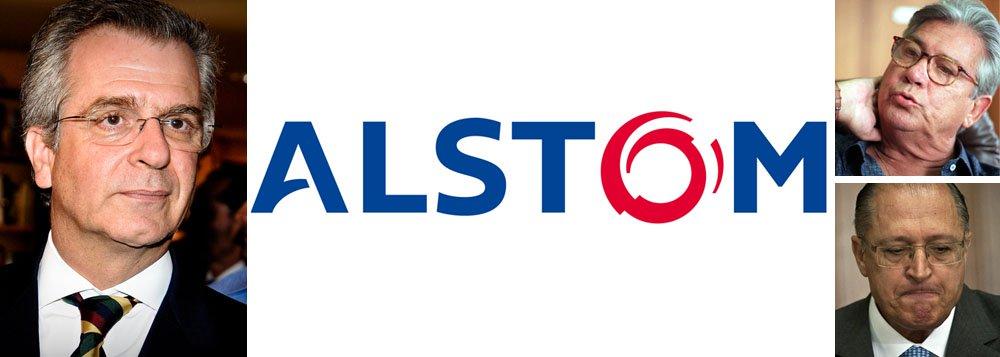 PF indiciou Matarazzo por propina da Alstom