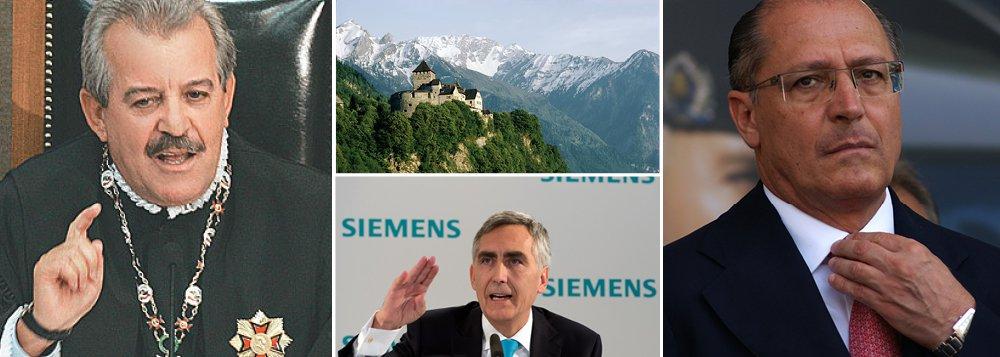 Caso Siemens-PSDB chega ao tucano que sabe demais