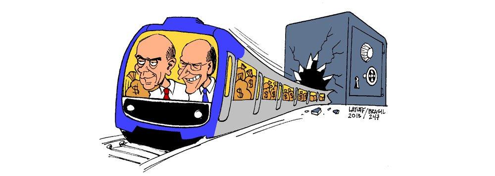 O assalto ao trem pagador