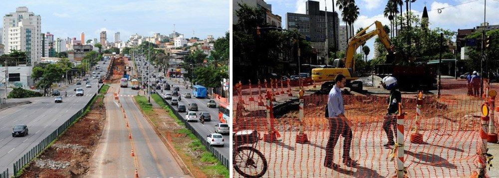 Em Porto Alegre, algumas obras só depois da Copa