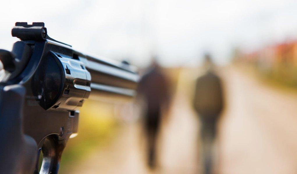 Número de homicídios tem queda de 19,49% em 2013