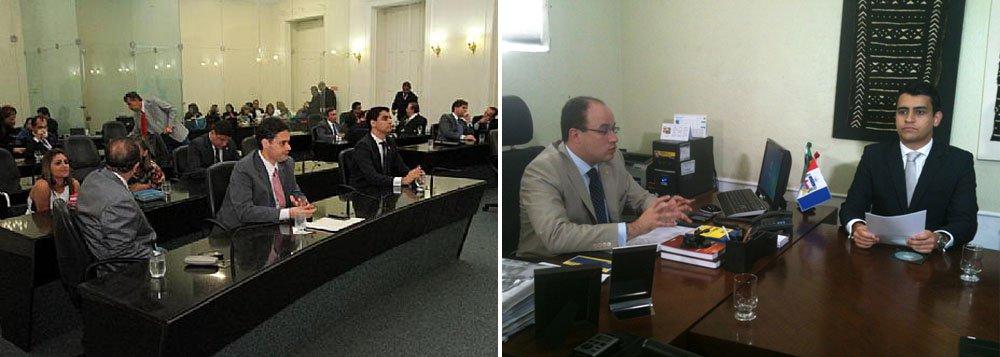 OAB/AL quer segurança para deputado estadual