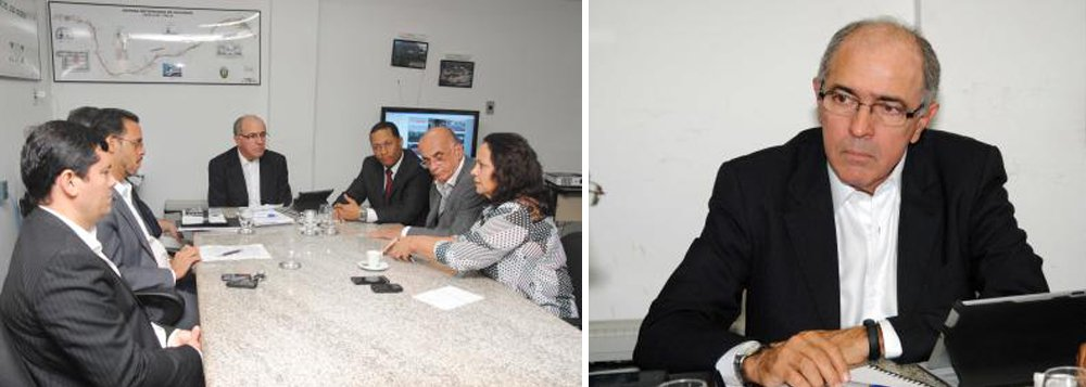Vereadores levam pauta do MPL ao Executivo