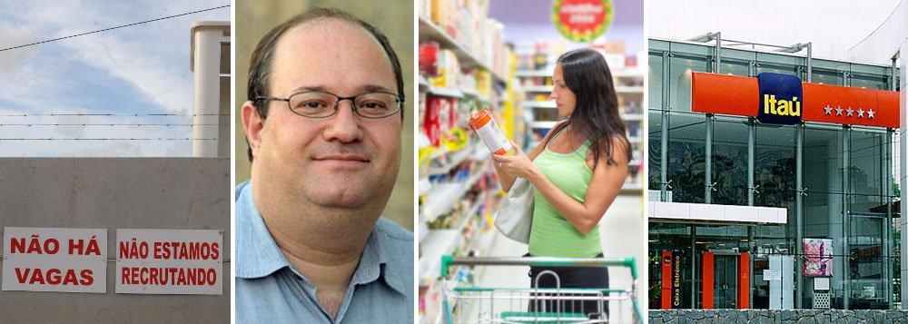 Sócio do Itaú prega desemprego para atacar inflação