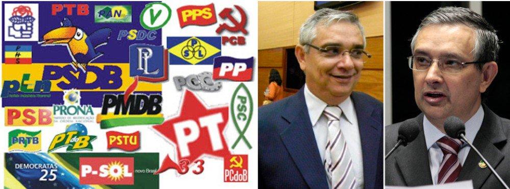 Disputa por partidos de aluguel reforça urgência da reforma política