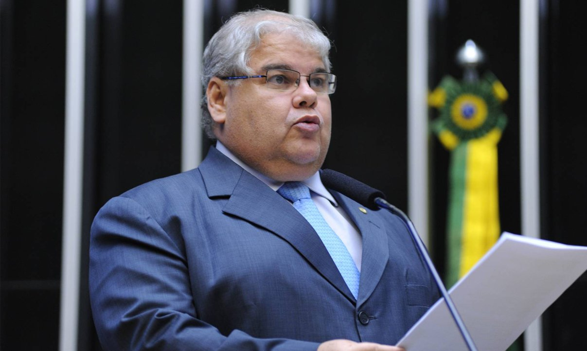 """Vice-líder do PMDB: """"Nunca ouvimos queixa da Dilma"""""""