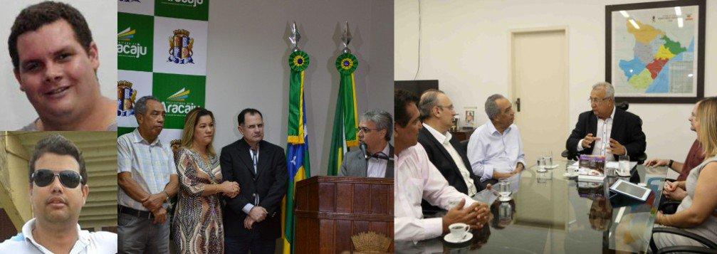 """Juventude do DEM: """"ares de boas mudanças"""" no transporte de Aracaju"""
