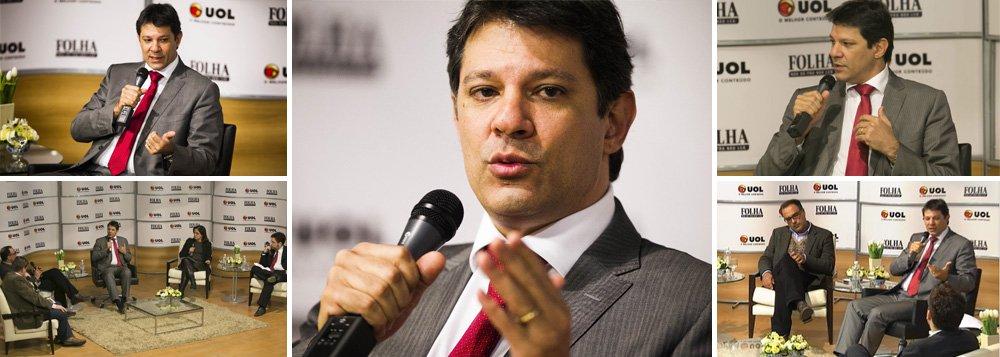 "Haddad: ""Progressão automática vai acabar"""