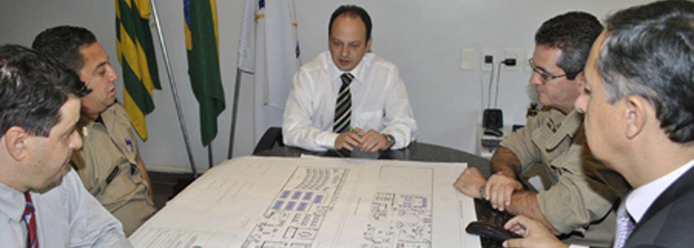 SSP investe R$ 5 mi em Centro de Monitoramento