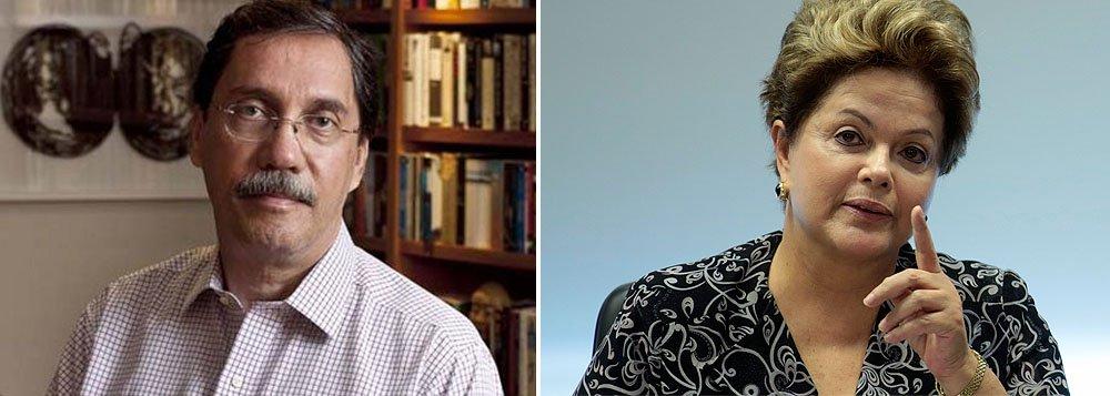 Para Merval, Dilma não mostrou submissão, fez manobra