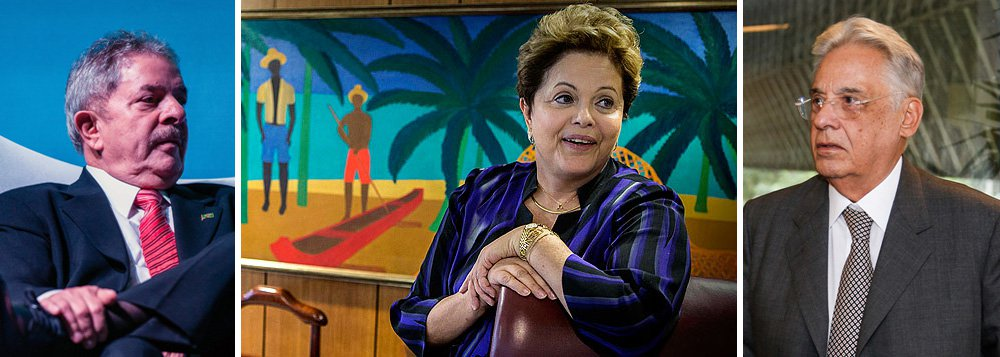 Dilma enfrenta mitos e faz comparação demolidora