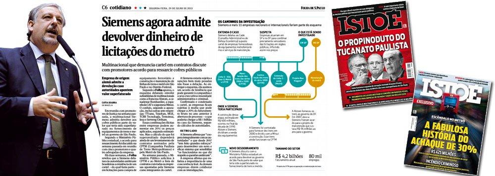 Berzoini critica blindagem da Folha a Alckmin