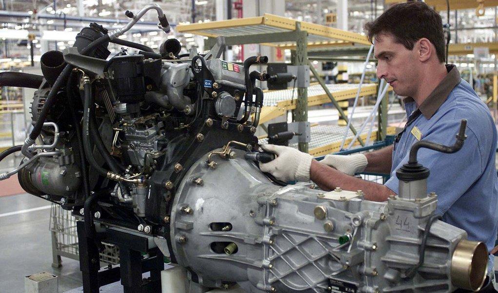 Confiança da indústria tem menor nível desde 2009