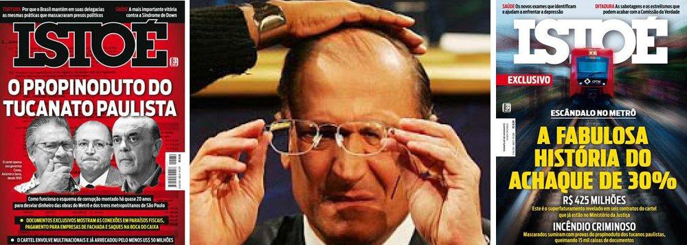 Por que Alckmin é tão blindado pela mídia?