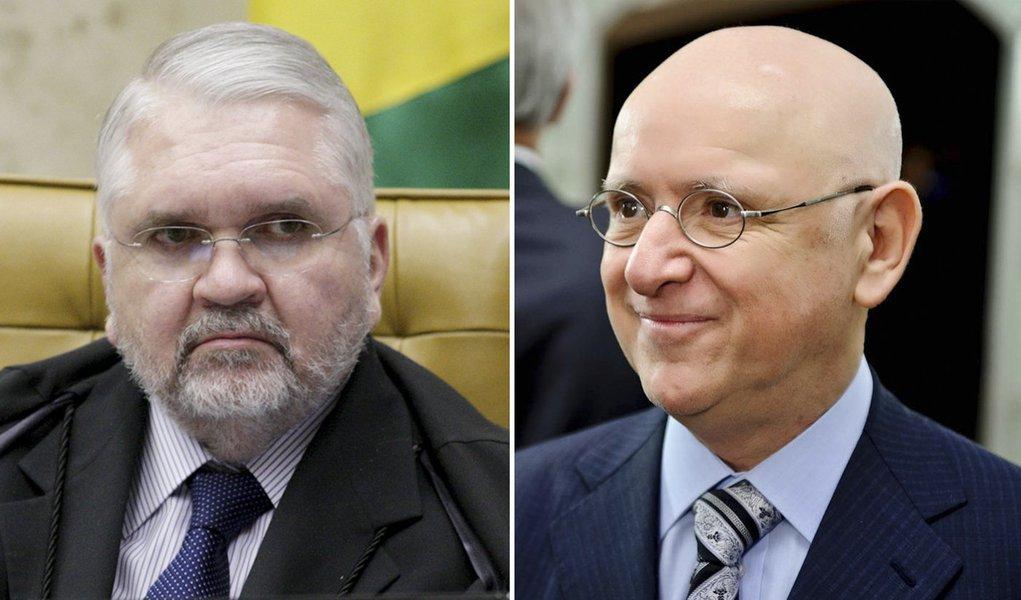 Gurgel decide e estagiário perde para ministro
