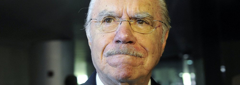 Sarney será transferido para o Sírio-Libanês