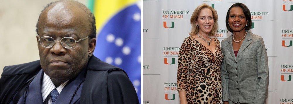Barbosa recebeu apê em Miami como doação?