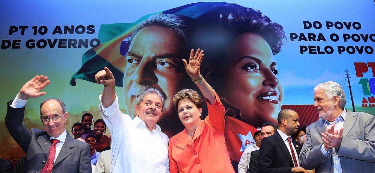 """Dilma: """"Temos certeza que mais 10 anos virão por aí"""""""