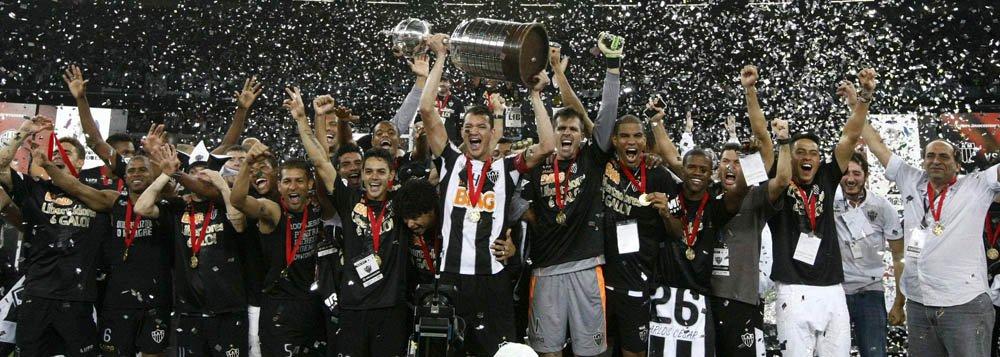Atlético é Campeão da Libertadores 2013